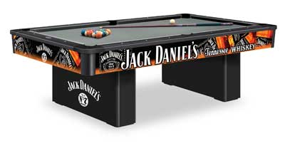 new jersey jack daniels pool tables olhausen billiards pool table nj. Black Bedroom Furniture Sets. Home Design Ideas