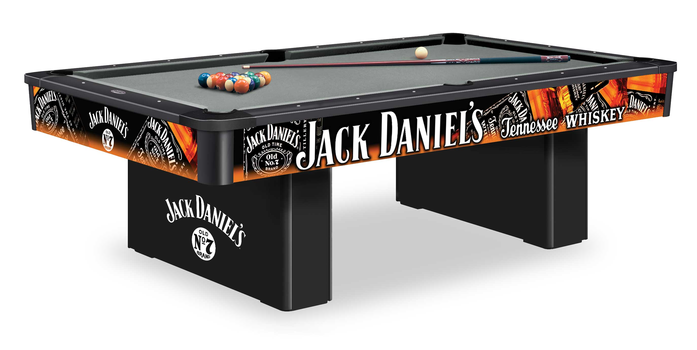New Jersey Jack Daniels Pool Tables Olhausen Billiards Pool Table NJ - Jack daniels pool table